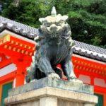 神社を守る動物達、馬・羊・猿編